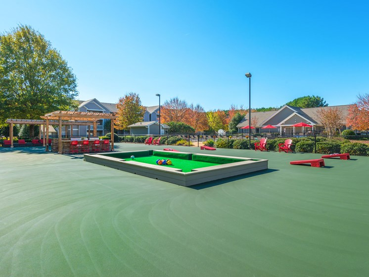 Impressive On-Site Amenities at Echelon Park, Georgia, 30253