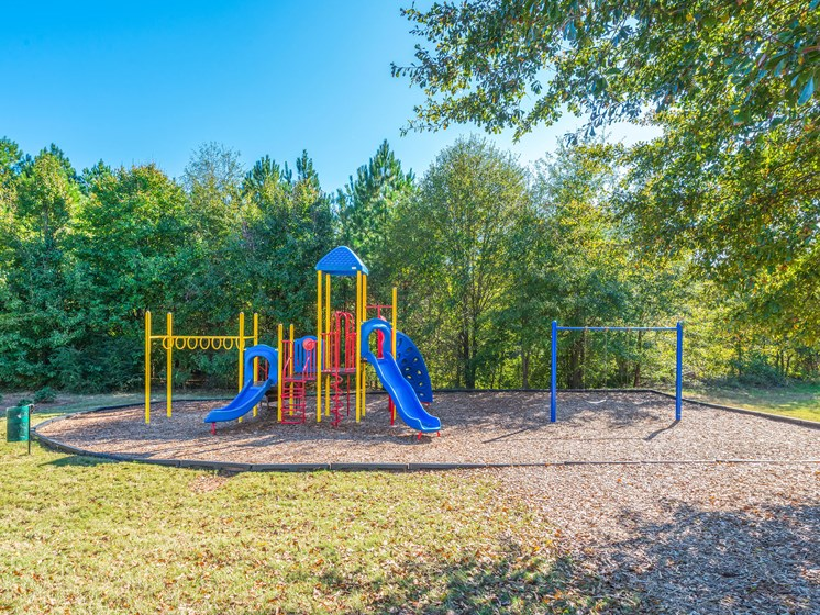 Playground For Children at Echelon Park, Georgia