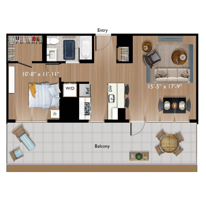 Penthouse F (A12P)