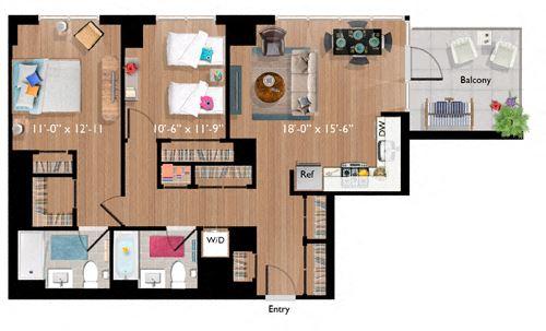 Penthouse A (C04P)