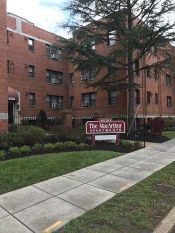 4520 MacArthur Blvd. NW Studio-2 Beds Apartment for Rent Photo Gallery 1