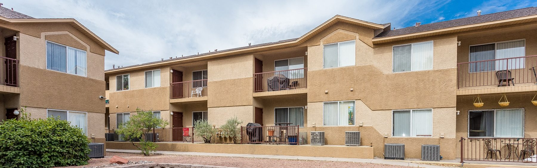Courtside Apartments in Cottonwood, AZ