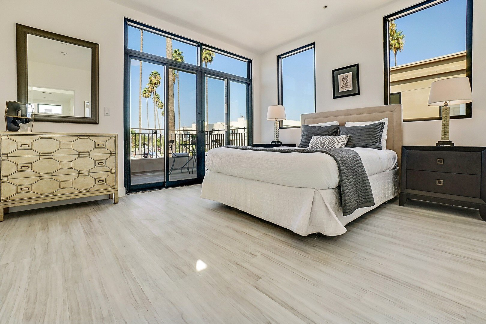 Two Bedroom Apartments in Tarzana CA - The Residences at Village Walk Bedroom