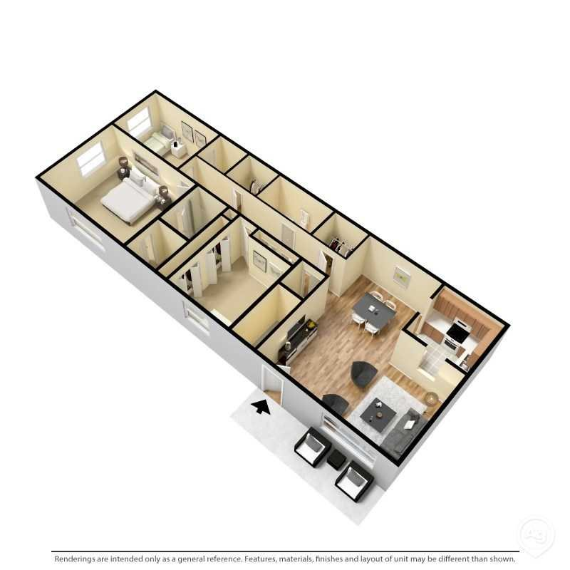 Green Valley Apartments: Floor Plans Of Green Valley Apartments In East Stroudsburg, PA