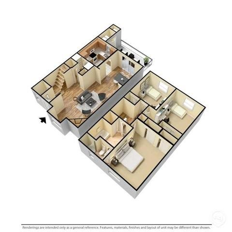 The Andover Floor Plan 2