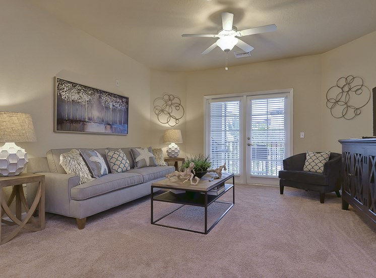 The Boulevard Apartments | Largo FL | Living Room