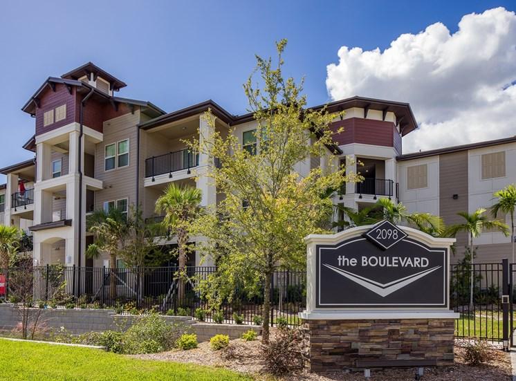 The Boulevard Apartments Largo Florida
