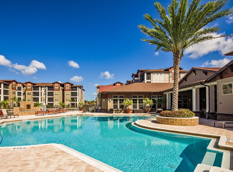 The Boulevard Apartments Largo Florida Pool