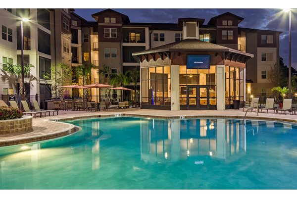 The Boulevard Apartments - Largo, FL - Gazebo