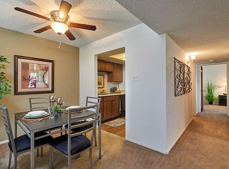 Butterfield Trail one bedroom rentals in El Paso, TX.