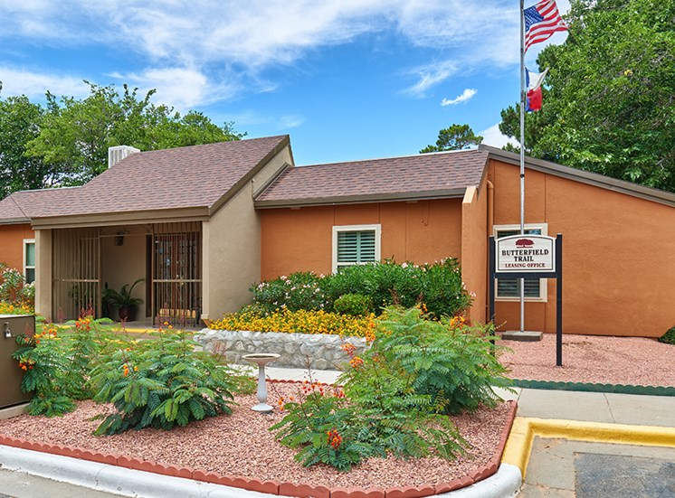 Find your home at Butterfield Apartments in El Paso 79924