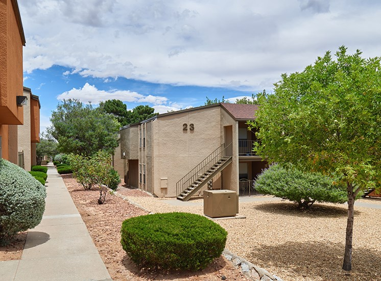 EL Paso TX rentals at Butterfield Trail