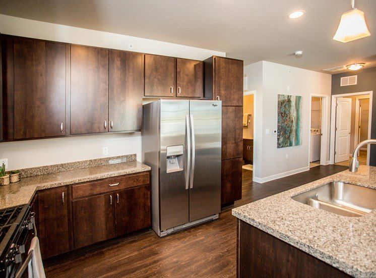 Two Bedroom Kitchen Cabinets WOW