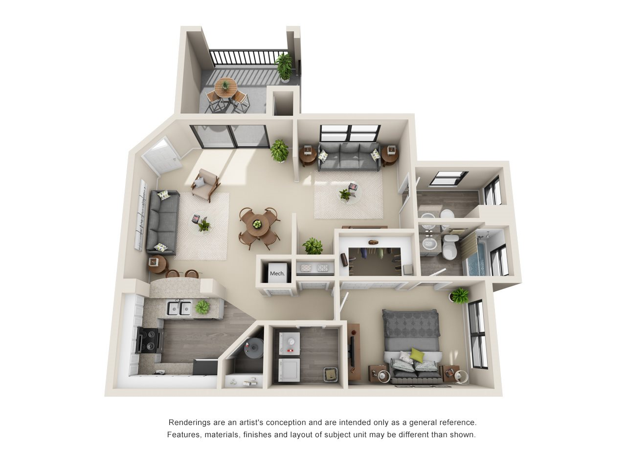 Tallahassee apartments for rent the monroe floor plans - 1 bedroom apartments tallahassee ...