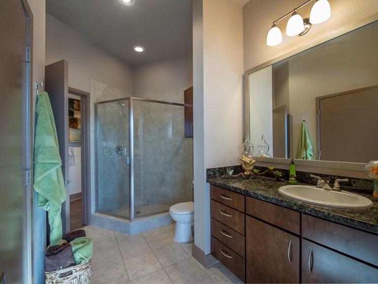 bathroom apartments in upper kirby