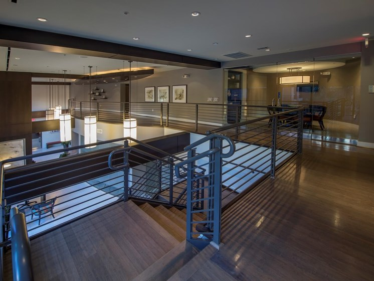 lobby apartments in upper kirby