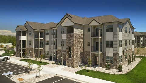 Resort Style Community at Pinyon Pointe, Loveland, CO