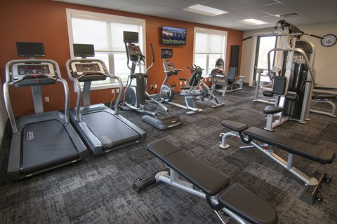 Fitness Retreats at Pinyon Pointe, Loveland, CO, 80537