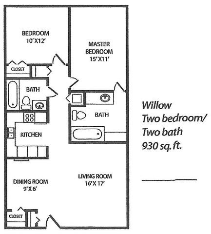Willow Floor Plan 5