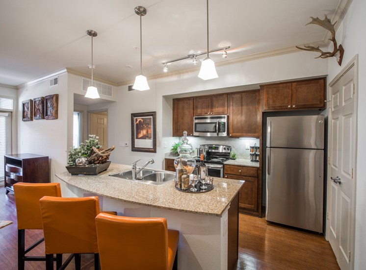 Upscale Stainless Steel Appliances at Faudree Ranch, Odessa, TX 79765
