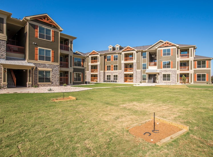 Beautiful Landscaping and Park-like Setting at Faudree Ranch, Odessa, TX 79765
