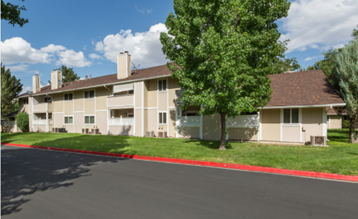 Apartments for Rent in Reno, NV - The Verge Apartments Front Building