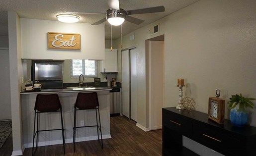 Apartments for Rent in Reno Nevada - The Verge Apartments Master Bedroom