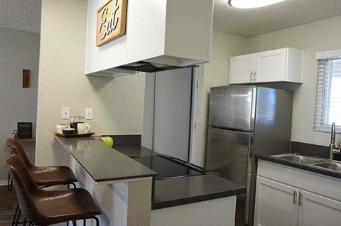 Apartments for Rent in Reno, NV - The Verge Apartments Kitchen