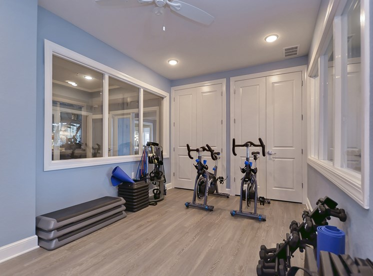 Charleston on 66th Apartments | Largo FL | Fitness Center