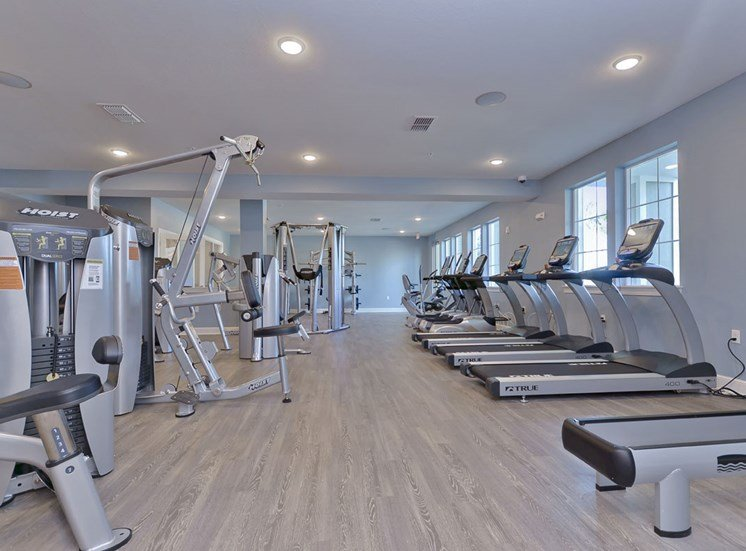 Charleston on 66th Fitness Center
