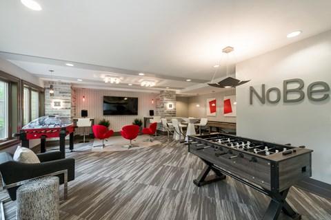NoBe Resident Lounge