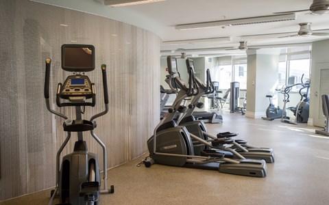 NOBE Amenities Fitness Center