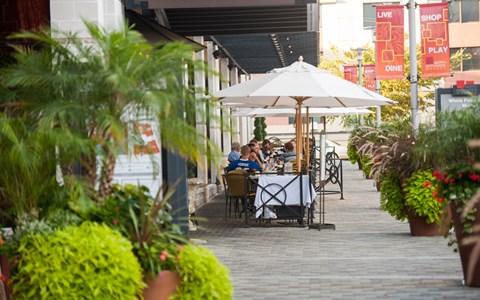 Enjoy close proximity to local retailers