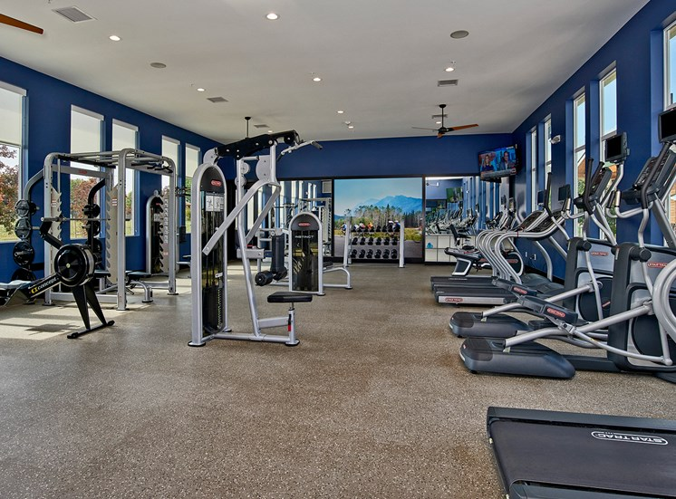 Enclave at Cherry Creek - 24-hour state-of-the-art fitness center