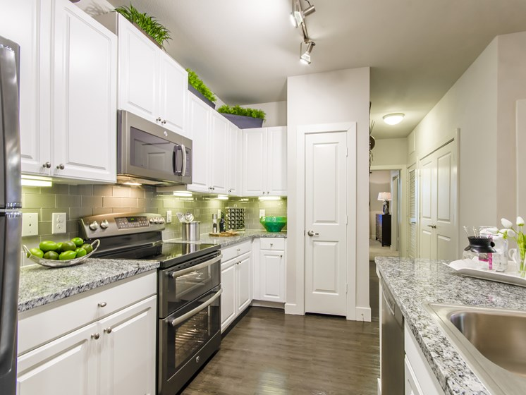 Fully-Equipped Kitchen at Grand at the Dominion