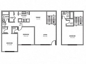 Plantation Oaks Apartments 10875 Abercorn St Savannah GA