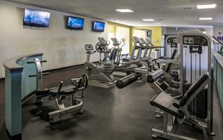 fitness center  | Altitude Westminster Apartments in Westminster, CO