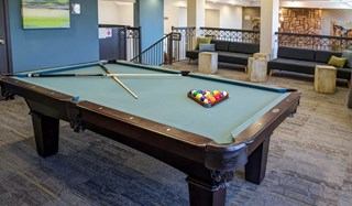 pool table | Altitude Westminster Apartments in Westminster, CO