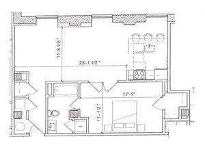 1 Bedroom - A19