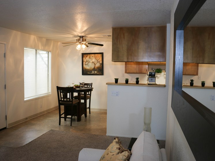 Oak Park | Turlock| Apartments | Kitchen
