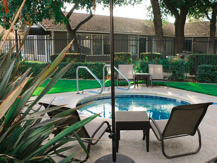 Oak Park | Turlock| Relaxing Spa