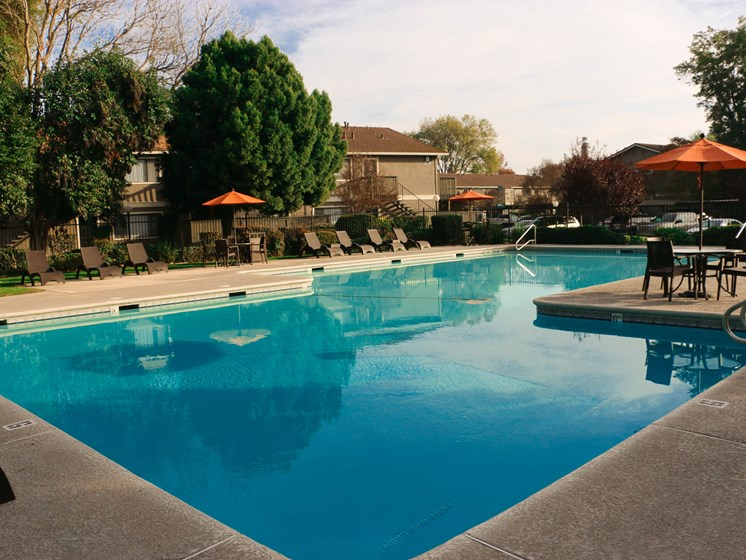 Oak Park | Turlock| Resort Style Pool
