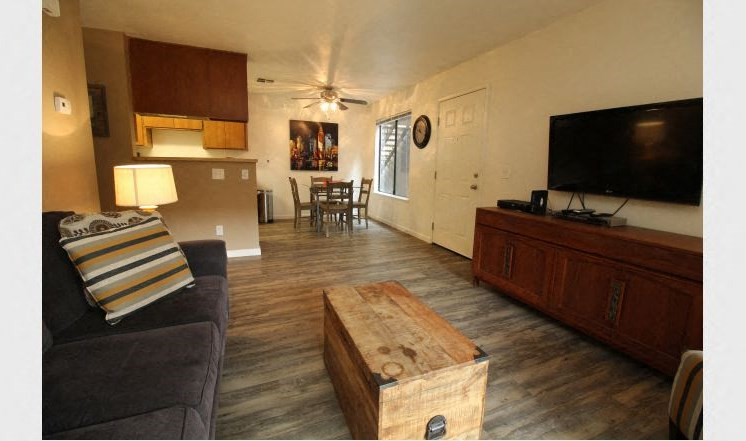 Oak Park | Turlock| Apartments | Model