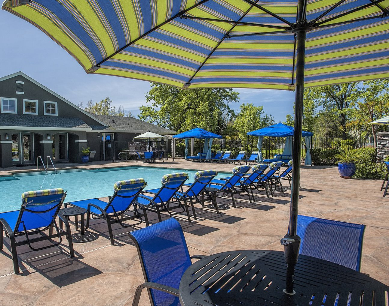 The Preserve At Creekside Apartments In Roseville Ca
