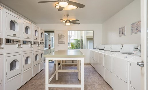 Hacienda Heights CA Apartments for Rent - Sagewood Apartments Laundry Room
