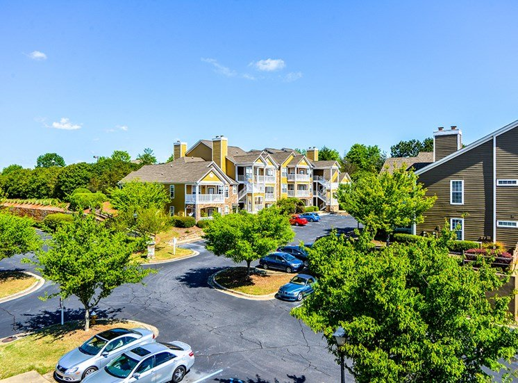 Beautiful wooded community - minutes from the hustle and bustle of Downtown Greenville!