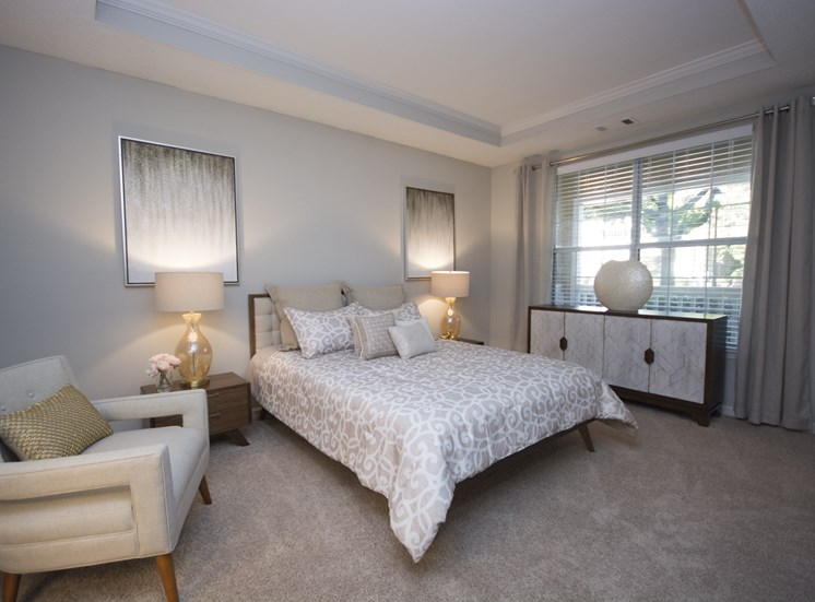 Bedroom Suite at Thornblade Park, Greer, SC