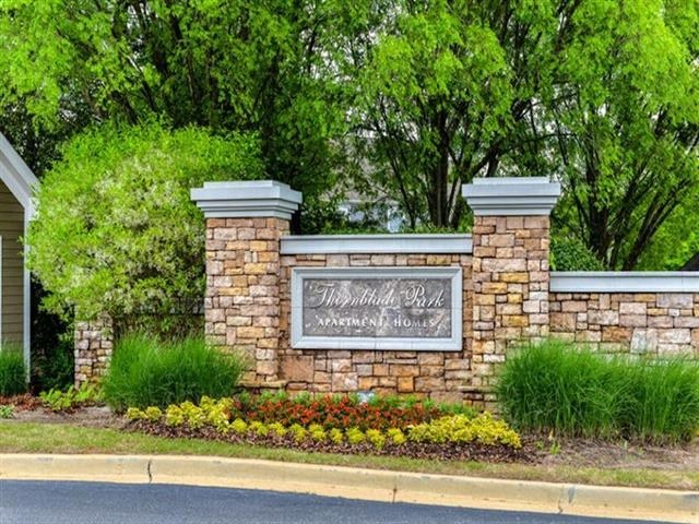Gated Access Community at Thornblade Park, Greer, South Carolina