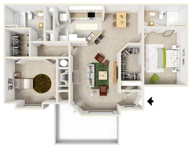 Killarney Floor Plan at Thornblade Park, Greer, 29650