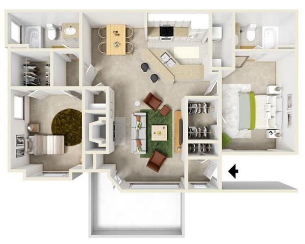 Sweetbriar Floor Plan 3